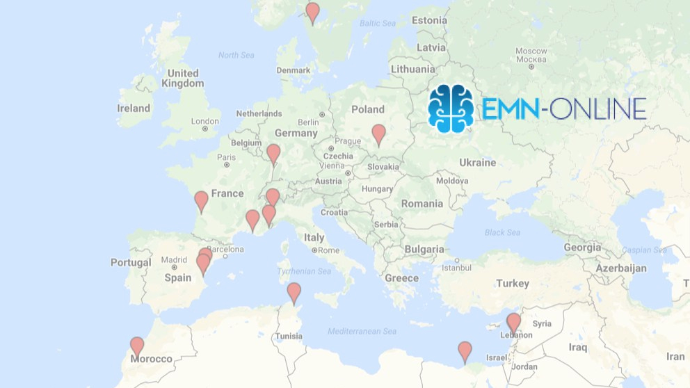 MNS is proud to support EMN online master!